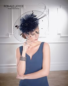 12 Chic Mother of the Bride Headpieces Wedding Hats, Wedding Dresses, Bride Dresses, Fancy Hats, Portrait Poses, Portraits, Gowns With Sleeves, Dress Picture, Hats For Women