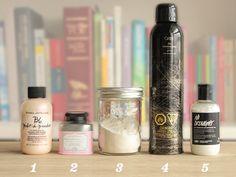 5 dry shampoos for sweaty lifestyles | On the lululemon blog