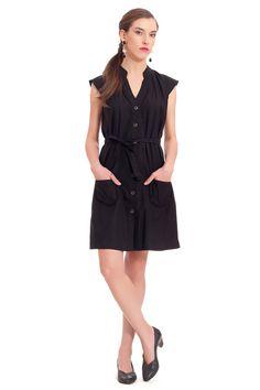 259c6ce1e23 SALE 30 Black Summer dress Little Black Dress by SharonBoazFashion