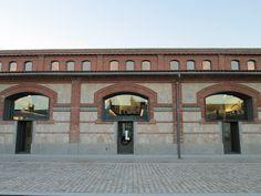 Casa del Lector, Matadero Madrid. Madrid