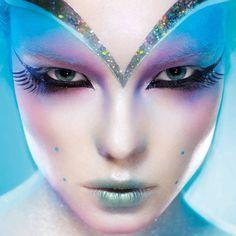 """Résultat de recherche d'images pour """"maquillage cabarets paillette"""""""