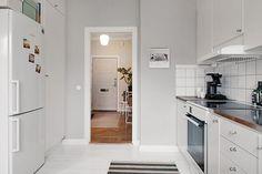 Stylish Swedish Studio Apartment Lives Large