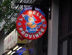 La belle province by afagen, via Flickr fast food restaurant