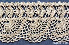 Bildergebnis für irish crochet anleitung