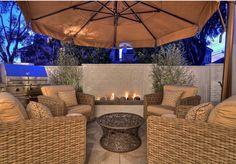 Backyard Ideas. Small Backyard Design Ideas. #SmallBackyardIdeas #Backyard