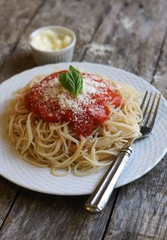 Tomato-less Marinara Sauce (Nightshade-free, AIP-friendly) « Detoxinista