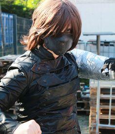 Winter Soldier Cosplay (Foto taken by Schattendrache)