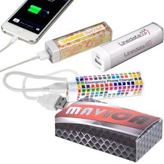 PL-4446  Econo Mobile Charger. Portable lithium-ion battery in ABS plastic shell w/ 4CP insert. Power bank includes standard USB connector cable. Rated Voltage: 5 V; Rated Capacity: 2200mAh; Input (DC IN): 5V-500mA; Output (USB OUT): 5V 1000mA; Charge time: approx. 6 hours. CE and FCC approved.  #promotionalproducts #corporategifts #brandidentity #employeerecognition #promoprodsstl #logo #yourlogohere  #tradeshows  #giveaways #marketing #advertising #technology #portablecharger #primeline
