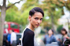 STYLE DU MONDE / Paris FW SS2014: Cora Emmanuel  // #Fashion, #FashionBlog, #FashionBlogger, #Ootd, #OutfitOfTheDay, #StreetStyle, #Style