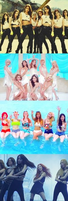 Find out with new Girls' Generation song is your summer theme with this quiz!