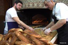 Ofenfrische Sesamkringel in Istanbul  #reiseblog #tuerkei #istanbul