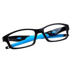 8e68113d65 Eyeglasses Frames Sports Eyewear Plain Glass Spectacle Frame Silicone  Optical Brand Eye Glasses Frame For-