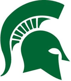 Vinyl Decal Sticker - Michigan State Spartans Decal for Windows, Cars, Laptops, Macbook, Yeti, Coolers, Mugs etc