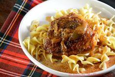 Chicken Paprikash with Hungarian Paprika