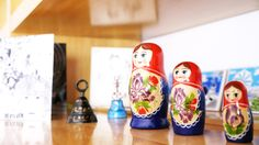 Rincones felices! Russian doll
