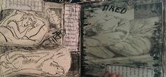Altered Book #10 - POETRY - NGHS Room 406 - Debi West's WOW Students!