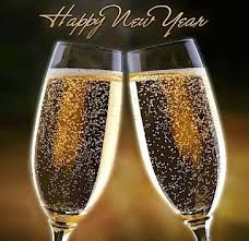 Celebrate the New Year with bubbles - together! #Champagne moments!