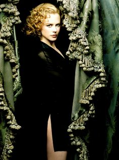 Nicole Kidman by James White, 2003  I've been told bella looks like her