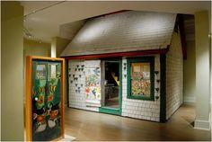 Maud Lewis House. Art Gallery of Nova Scotia