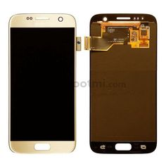 For Samsung Galaxy S5 SM-G900/G900A/G900V/G900P/G900R4/G900T/G900F LCD Screen and Digitizer Assembly Replacement - Gold