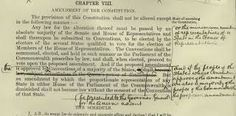 This is Australia's constitution. It was created on July 9th 1900, and began to be effective on January 1st 1901.  There has been several amendments in the constitution. One important amendment was to reflect the Aboriginal and Torres Strait Islander Peoples Recognition Act. It was resolved in 2013.