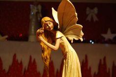 Monaco ,petit ange en bois
