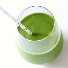 Vegan Detox Avocado Smoothie