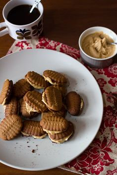 Coffee Cookies - From Milk Bread Recipe, Butter Cookies Recipe, Biscuit Recipe, No Bake Cookies, Coffee Biscuits, Coffee Cookies, Eggless Desserts, Healthy Desserts, Baking Recipes