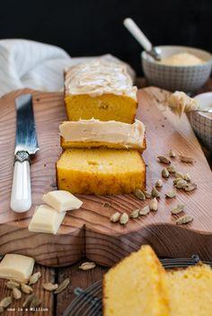 cake, mais, il gusto della terra, cioccolato bianco, cardamomo, sciroppo d'acero, senza glutine, muffin