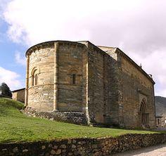 Iglesia de Santiago de Villafranca del Bierzo. Camino de Santiago de León