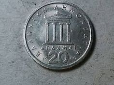 Αποτέλεσμα εικόνας για 50 greek drachma Greek Drachma, Silver Coins, Childhood Memories, Growing Up, Greece, Nostalgia, Money, Sayings, My Love