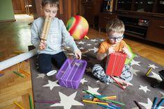 Muzyczne zabawy dla dzieci