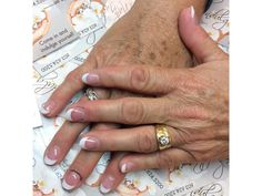 Nails by Alan French Manicures, Nails, Finger Nails, Ongles, French Nails, Nail, French Tips, Nail Manicure