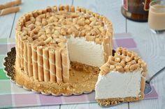 La torta al baileys fredda è un dolce fresco e gustoso perfetto da preparare in estate perché non necessita di cottura in forno.