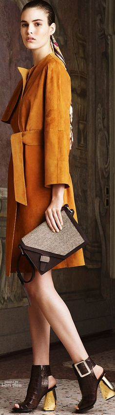 Spring 2016 Ready-to-Wear Bally women fashion outfit clothing style apparel closet ideas Couture Fashion, Runway Fashion, Womens Fashion, Fashion Trends, Giorgio Armani, Cool Outfits, Fashion Outfits, Facon, Look Chic