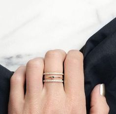 Image de fashion, rings, and accessories