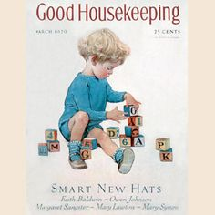 Look at those sweet curls! Cover illustrated by Jessie Wilcox Smith.