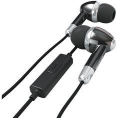 Hipstreet Hs-Ebhipbudz-Bk Hipbudz In-Ear Headphones (Black)