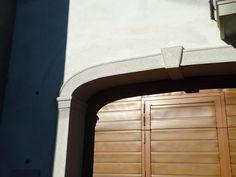 portale cemento lavorato