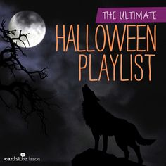 The Ultimate Halloween Playlist - 23 songs for your monster bash | Cardstore Blog
