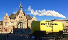 Tintin at Train World