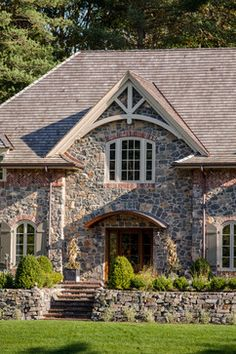 Fox Hollow-New construction Chadds Ford, Pa - traditional - Entry - Philadelphia - Porter Construction