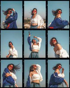 Studio Photography Poses, Creative Portrait Photography, Portrait Photography Poses, Photography Poses Women, Tumblr Photography, Dreamy Photography, Girl Photo Poses, Teen Photo Shoots, Best Photo Poses