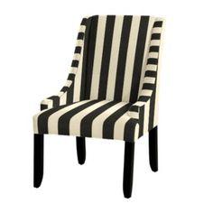 Love this Striped chair!!