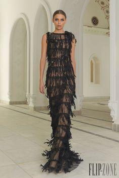 Abed Mahfouz Couture Fall Winter 2014-2015 - Be Modish - Be Modish