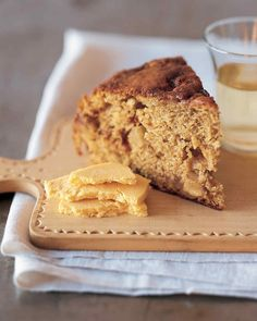 Using whole-milk yogurt yields the best results for this cake. You will need a spring form pan.
