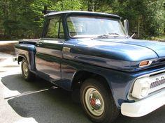 1965 Chevrolet C10 Step Side for sale | Hemmings Motor News. Nice truck.