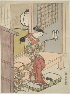 Suzuki Harunobu | Print | Japan | Edo period (1615–1868) | The Met