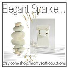 """Elegant Sparkle..."" by martysattic on Polyvore"