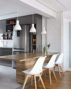 Whatever They Told You About Stunning Unique Kitchen Designs for Your Abode Is D. Whatever They Told You About Stunning Unique Kitchen Designs for Your Abode Is Dead Wrong. Kitchen Room Design, Best Kitchen Designs, Modern Kitchen Design, Kitchen Layout, Home Decor Kitchen, Interior Design Kitchen, New Kitchen, Home Kitchens, Kitchen Ideas